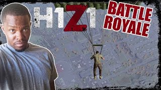 MY FIRST GAME BACK! - H1Z1 Battle Royale Gameplay