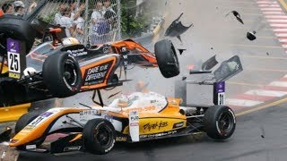 Brutal Crashes. Motorsports Mistakes. Fails Compilation # 11