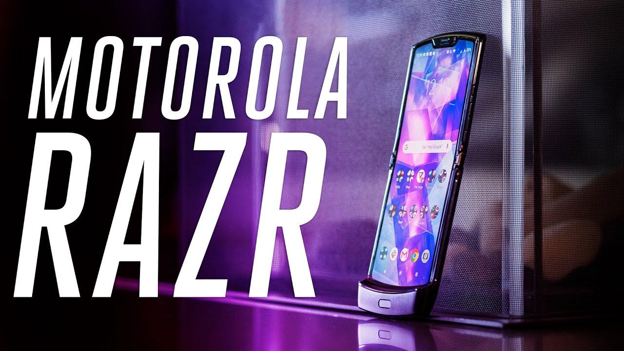 Motorola Razr review: flip flop thumbnail