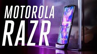 Motorola Razr 2019 review: flip flop
