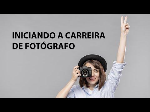 Como e quando iniciar na fotografia profissional?