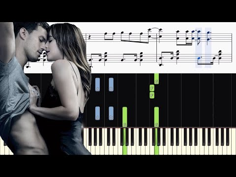 Liam Payne & Rita Ora - For You (Fifty Shades Freed) - Piano Tutorial + SHEETS