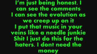 Things Get Worse - B.o.B ft. Eminem LYRICS