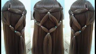 Peinados trenzas faciles y rapidos