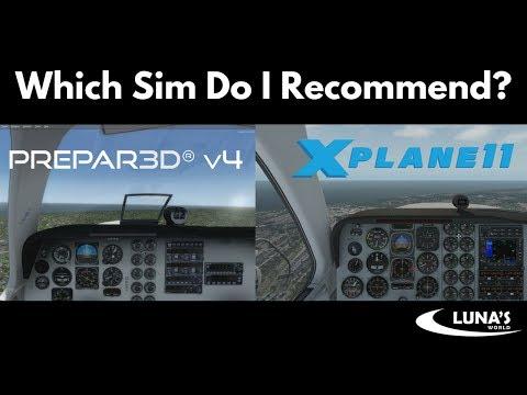 XP11 OR P3D :: X-Plane 11 Allgemeine Diskussionen