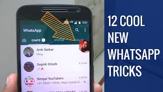 12 Cool New WhatsApp Tricks That You Should Know