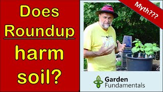 Does Roundup Harm Soil? 🧿️🌽🧿️ How Soon Can You Plant After Spraying?