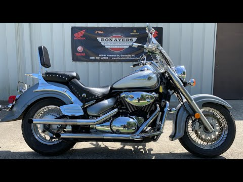 2003 Suzuki Intruder® Volusia in Greenville, North Carolina - Video 1