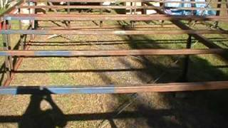 Part1 -How a Wrestling Ring is Made