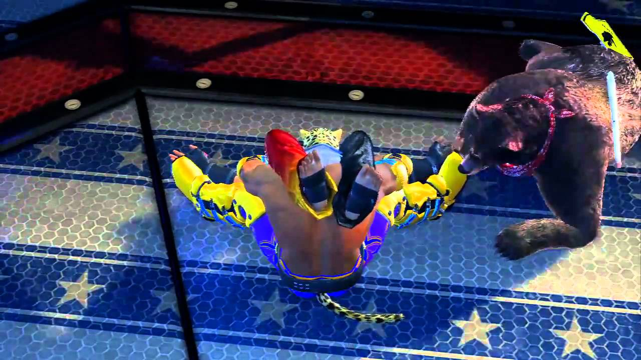 The Tekken Luchadora Might Be Mysterious, But She Moves In Familiar Ways