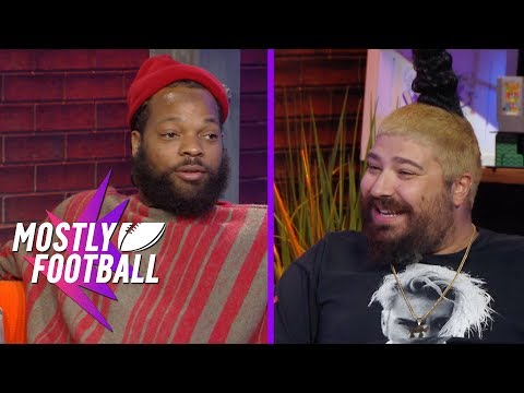 "'The Fat Jew' and Eagles DE Michael Bennett Team Up For ""How Many F*cks"" 