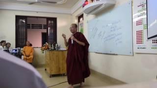 90. Kinh Kannakatthala - Trung Bộ Kinh, Sư Giác Nguyên Giảng, 18-2-2017