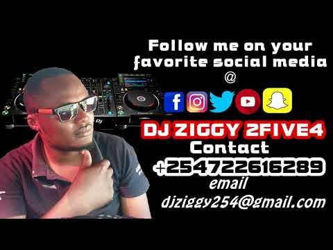 Dj Ziggy 2five4 social media handles.