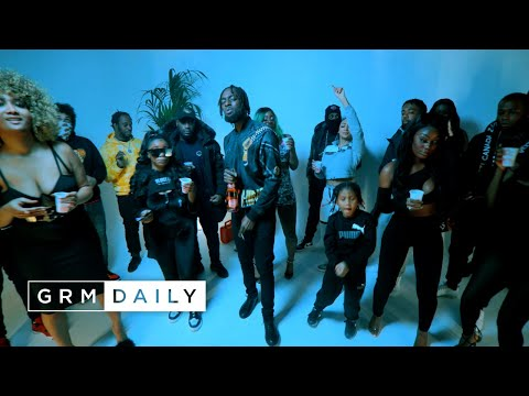Yung Saber Ft. Stylo G - Tump & Kick Remix [Music Video] | GRM Daily
