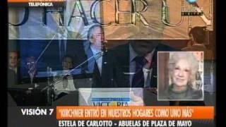 Visión Siete Falleció Néstor Kirchner 5