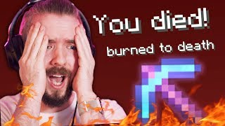 The WORST Thing That's Ever Happened To Me In Minecraft