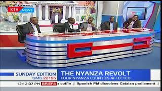 IEBC postpones repeat polls in four counties as Nyanza begin revolt: Sunday Edition
