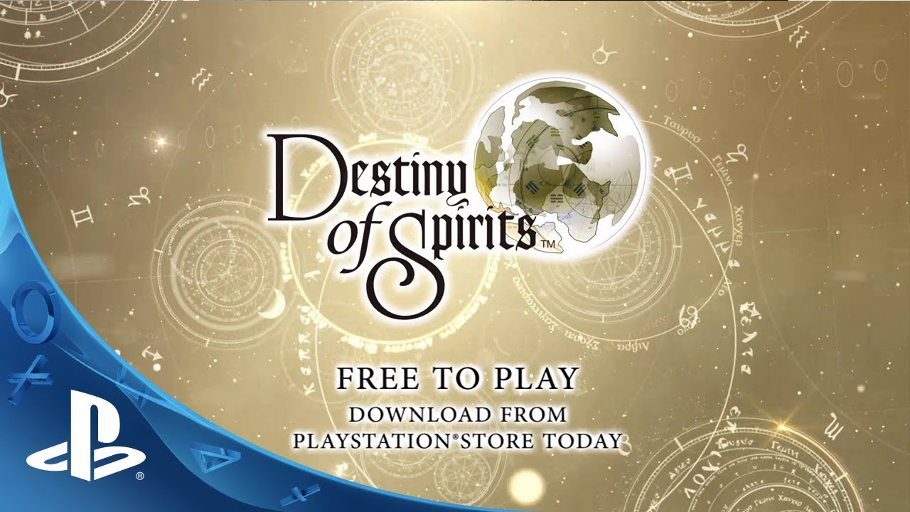 Destiny of Spirits Launches Today on PS Vita