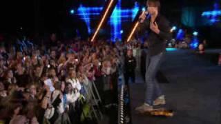Alexander Rybak - Funny little world - Belgium, 28.07.09