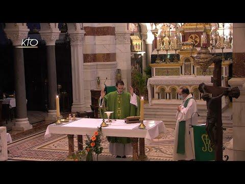 Laudes et Messe du 13 novembre 2020 à Notre-Dame de la Garde