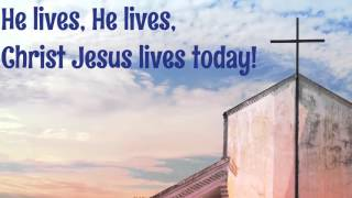He Lives (Alan Jackson) (with lyrics)