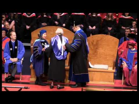 Dr. Jean Barman receives Honorary Doctor of Letters from VIU