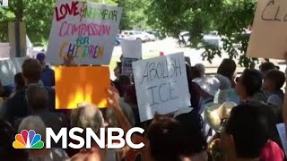 Public Pressure On Border Officials Grows As Donald Trump Stokes Cruelty | Rachel Maddow | MSNBC