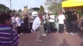 Cholos Bailando El Ratón Vaquero :'v