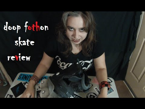 inline skating: doop fothon review