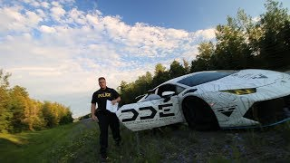 You'll never believe WHY this COP SEARCHED our 800HP Lamborghini....