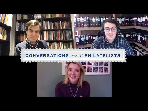 Conversations with Philatelists:Ep. 24: Daisy Todd: Understanding Stamp Restoration