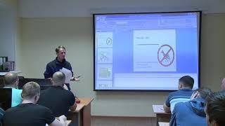 Максим Горбунов - Лекция по поисково спасательным работам