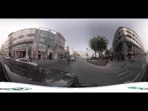 Vídeos 360º, realidad virtual, VR, vídeos, Valencia, Alicante, Castellón