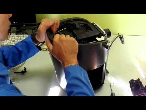 Ремонт кофемашины Saeco Odea SUP031