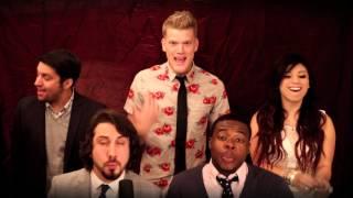 Pusher Love Girl - Pentatonix (Justin Timberlake Cover)