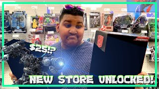 Mpm-6 Ironhide Selling For $25!?   More Insane Deals At New Hunt Locations!  Epic Toy Hunting #67