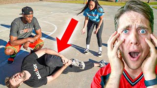 WE HAD TO GO TO THE HOSPITAL!!