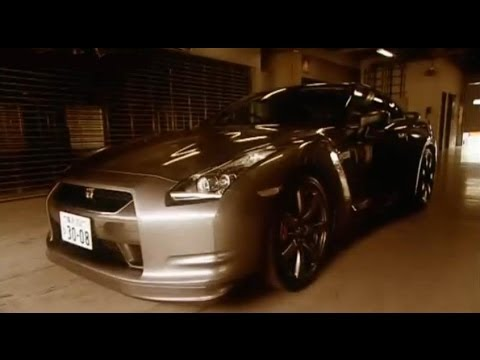 Nissan GTR Car Review – Top Gear – BBC