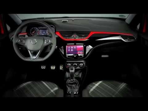 Opel Corsa 3 Doors Хетчбек класса B - тест-драйв 3