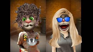 Tubidy ioBhikhari   Chameli New Funny Comedy 2018 Talking Tom   New Talking Tom Comedy Videos 2018