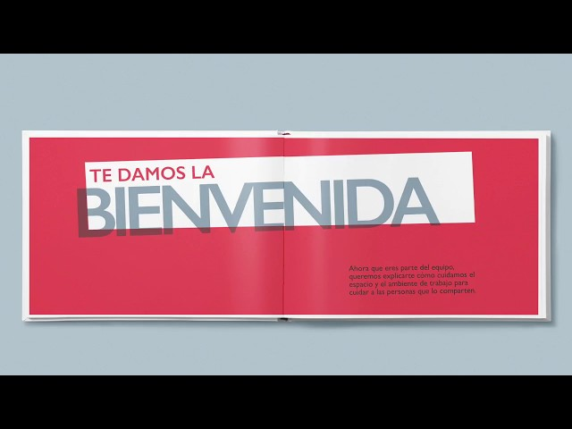 Save The Children / Employee welcome book