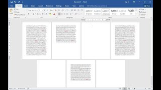 Shortcut Key to Delete Blank Pages in MS Word (All Version)