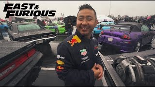 RELIVE THE ICONIC FAST & FURIOUS CARS *FUEL FEST 2019*