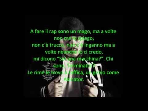 Ensi-ABRACADABRA lyrics