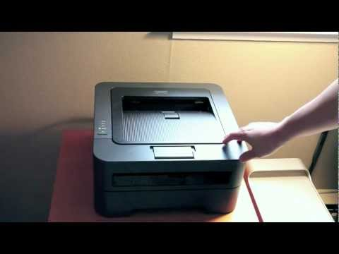 Brother HL-2270DW Dual-Sided Laser Printer Review & Demo