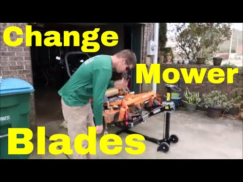Download How To Remove A Lawnmower Blade Video 3GP Mp4 FLV