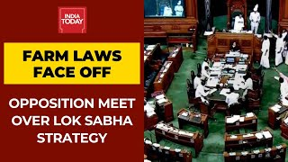 Farm Laws Face Off: Congress Leads Opposition Meet Over Lok Sabha Strategy - Download this Video in MP3, M4A, WEBM, MP4, 3GP