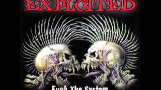The exploited - Fuck the system (sub. español)
