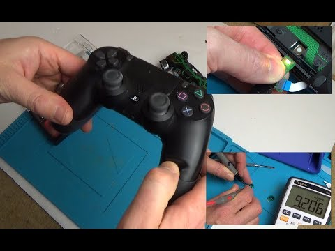 Trying to FIX a Joblot of Faulty PS4 Controllers - PART 1