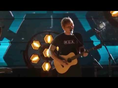 Ed Sheeran   Shape of You LIVE from the 59th GRAMMYs 2017